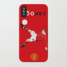 Rooney 250 iPhone Case