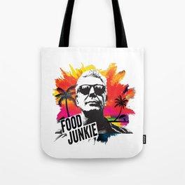 Food Junkie Tote Bag