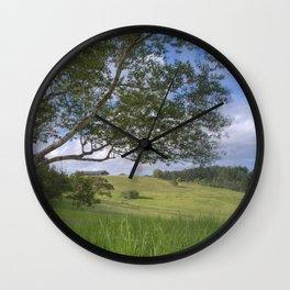 Kuranda Panorama Wall Clock