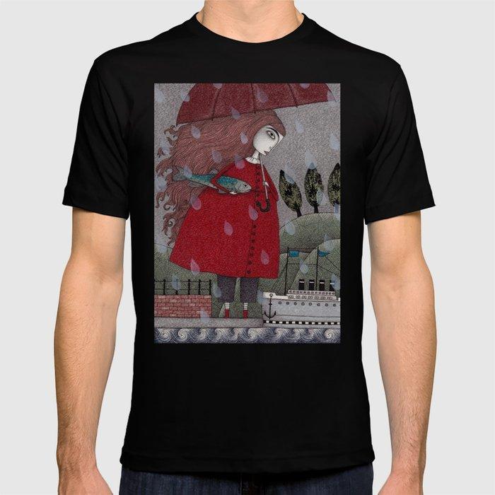 At the Harbor T-shirt