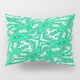 Tropical Fashion Flair Pillow Sham