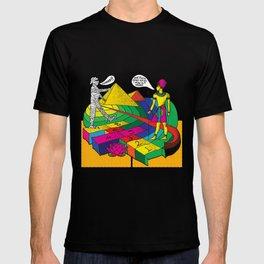 The mummy returns!  T-shirt