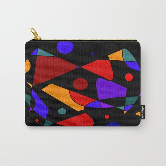 Abstract #86 Carry-All Pouch