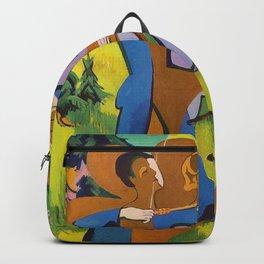 Archers - Ernst Ludwig Kirchner Backpack