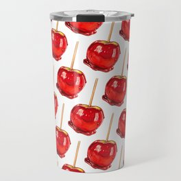 Candy Apple Travel Mug
