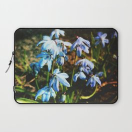 just a lovely flowers Laptop Sleeve