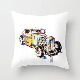 Hotrod 1932 Throw Pillow