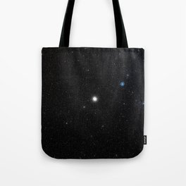 Hubble Space Telescope - Wide-field image of the NGC 2808 region (2007) Tote Bag
