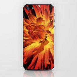 Afire iPhone Skin