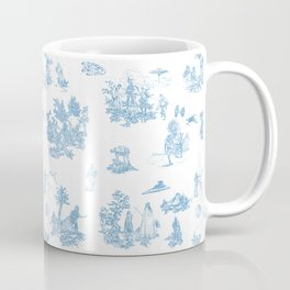 Toile du Force Coffee Mug