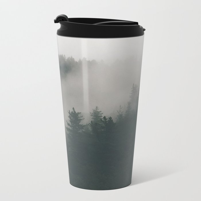 Wilderness Metal Travel Mug