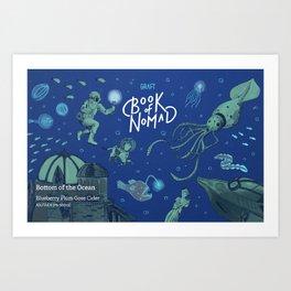 Graft - Bottom of the Ocean Art Print