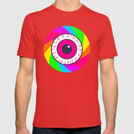 Neon Gaze T-shirt