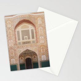 Amber Fort Door  Stationery Cards