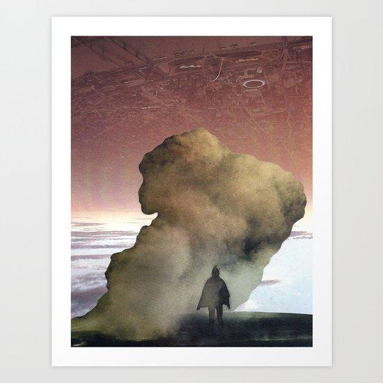 4k81b (Graça) Art Print