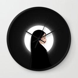 Miss Bella Wall Clock