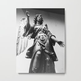 Judgment Metal Print