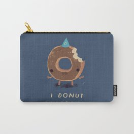 i donut understand Carry-All Pouch