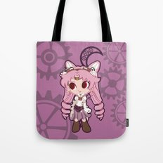 Steampunk Chibimoon - Sailor Moon Tote Bag