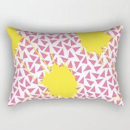 Splat! Boom! Bang! Rectangular Pillow