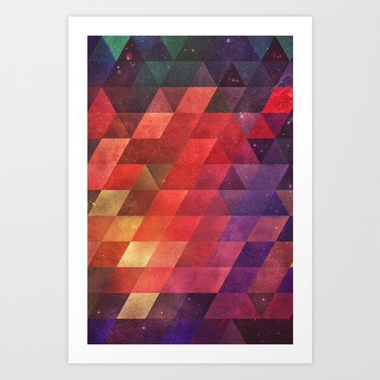 ympty ympty Art Print