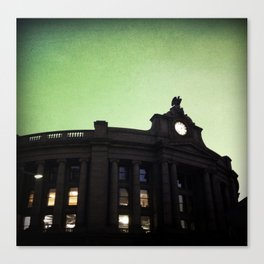 Boston South Station Canvas Print