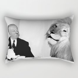 No Terror in the Bang Rectangular Pillow