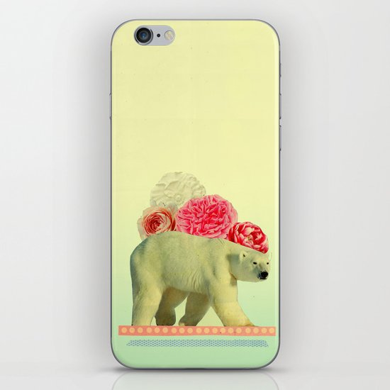messenger in disguise iPhone & iPod Skin