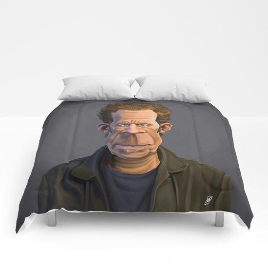 Celebrity Sunday ~ Tom Waits Comforters