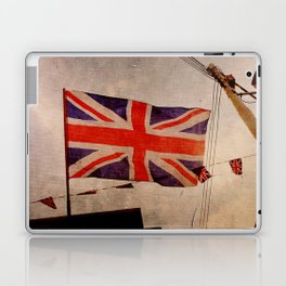 Union jacked Laptop & iPad Skin