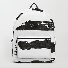 Black and White Poster, Watercolor Illustration, Phone Case, Mugs, Pillows Backpack