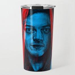 MR ROBOT - TV Inspired Art Travel Mug