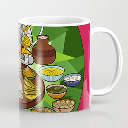 Hanuman's Meal Coffee Mug
