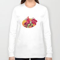 he man Long Sleeve T-shirts featuring he-man by BzPortraits