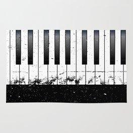 Jazz Piano Rug