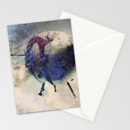 Rotten Apple Stationery Cards