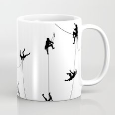 Invasion of the rock climbers Mug