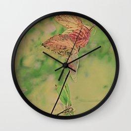 Evenescence Wall Clock