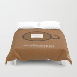 CoffeeBreak Duvet Cover