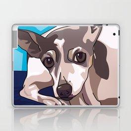 Jasmine Dog Laptop & iPad Skin