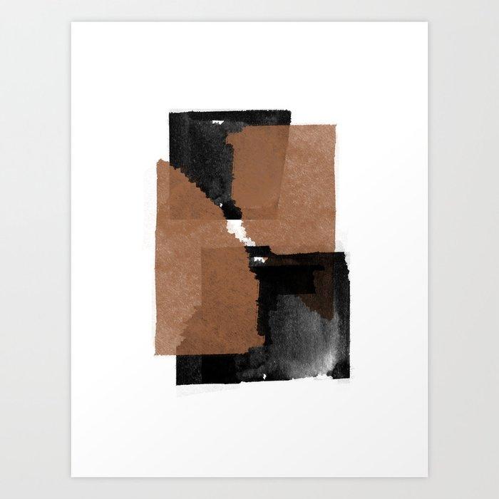 Natural Abstract Kunstdrucke