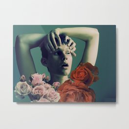 Le Beau Terrible II Metal Print