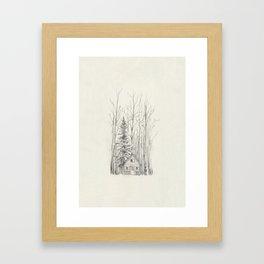 Cellar Framed Art Print