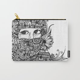 Unspoken words Carry-All Pouch