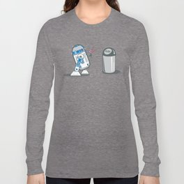 Robot Crush Long Sleeve T-shirt