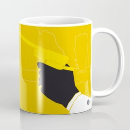 THE MAN WITH THE GOLDEN GUN Coffee Mug