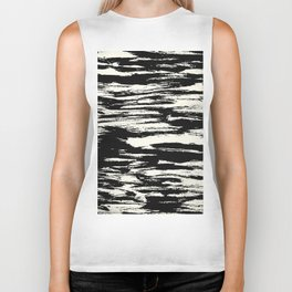 Brush Stripe 2 Biker Tank