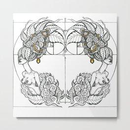 Royal High Metal Print