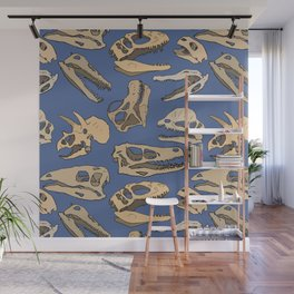 Paleontology Wall Mural