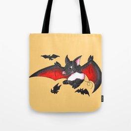 Fly, My Underlings! Tote Bag